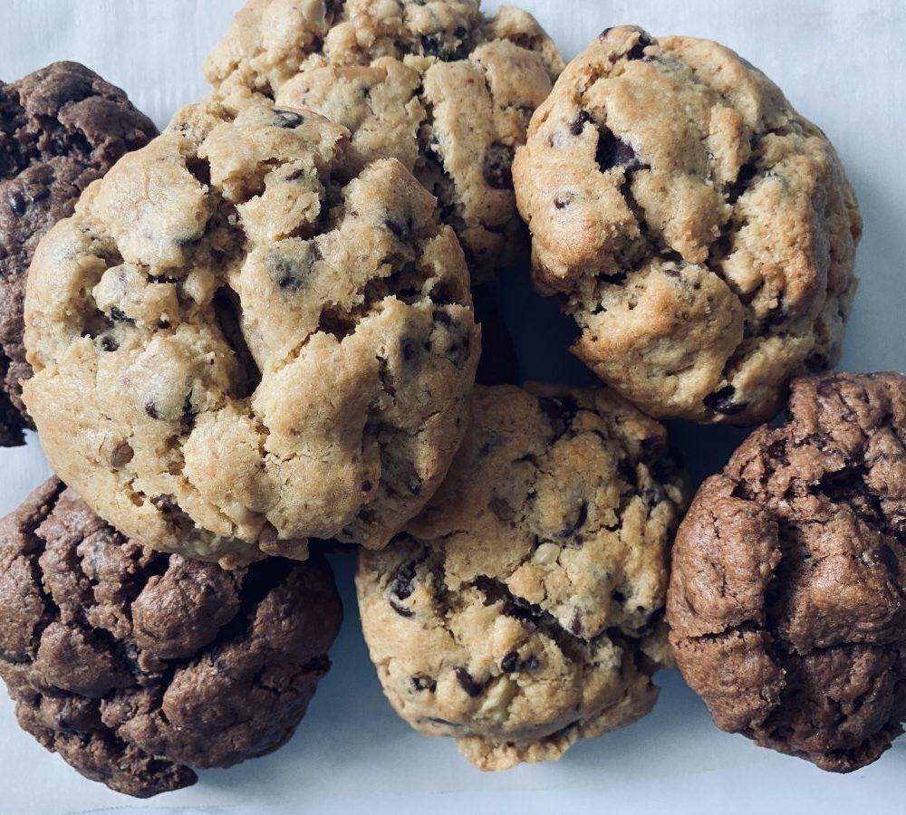 Sole's Gourmet Cookies assorted dozen 3 flavors