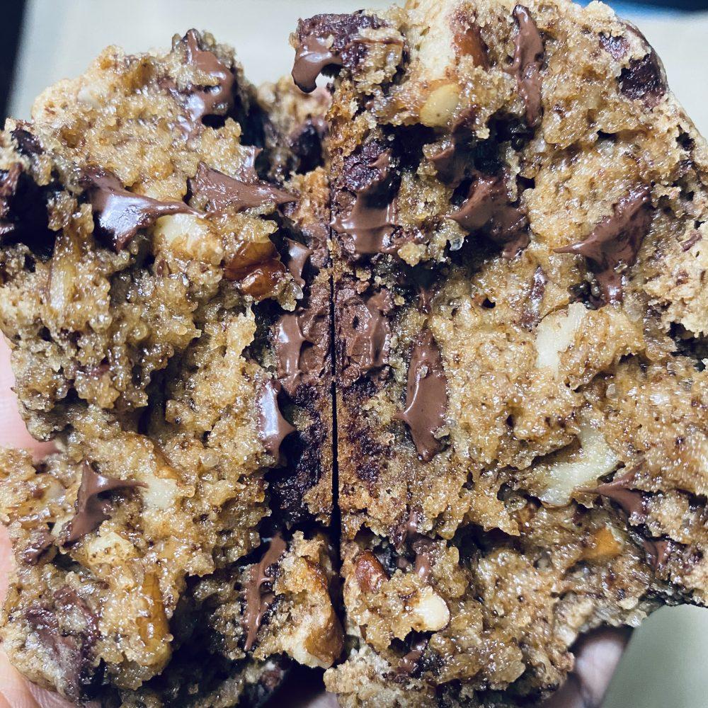 sole's cookies mocha chocolate chip